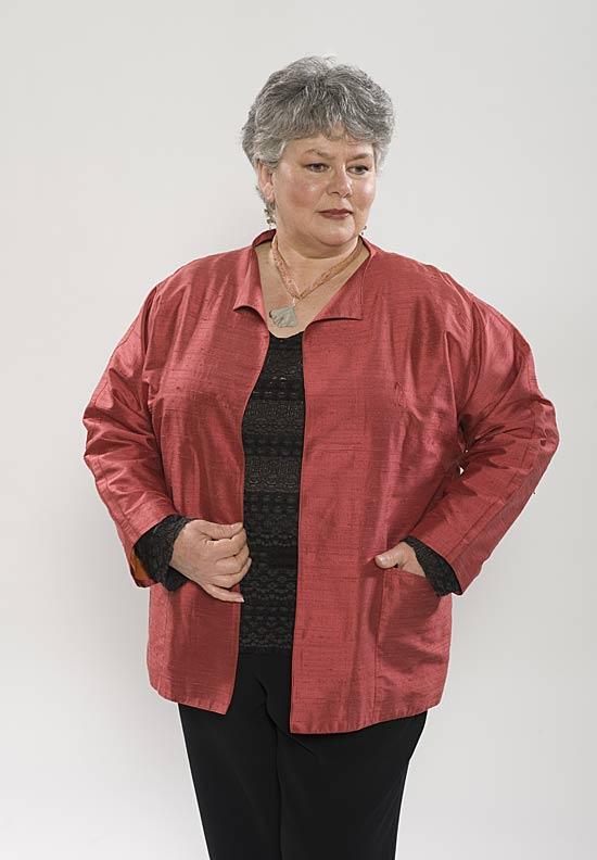 Zip Front Jacket, Sweater Twin Set