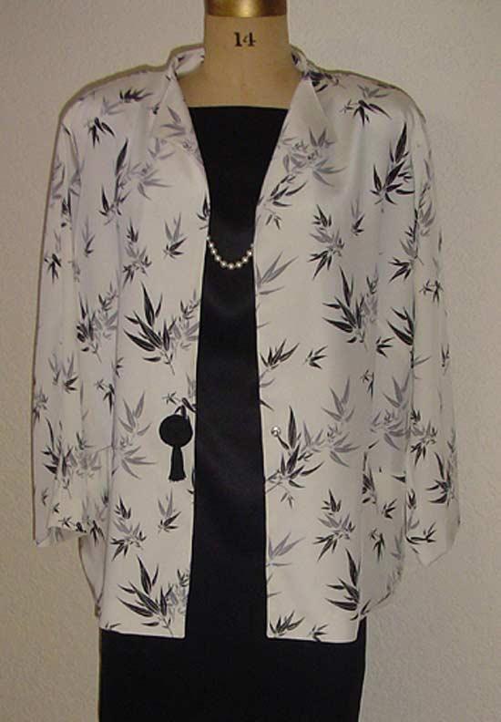 Zip Front Jacket, All Season Dress