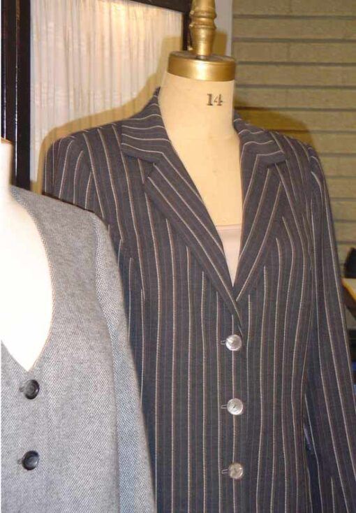 Princess Seamed Blazer