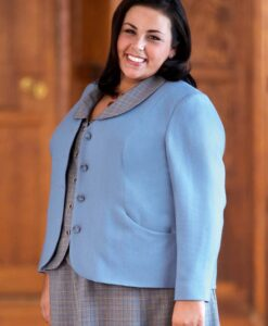 Slimming Jacket, Shapely Blouse