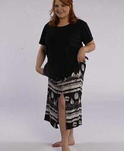 Straight Skirt, Sweater Twin Set