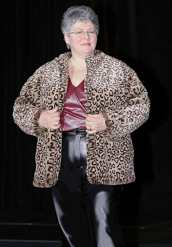 Jeans, Zip Front Jacket, Tuxedo Wrap Vest