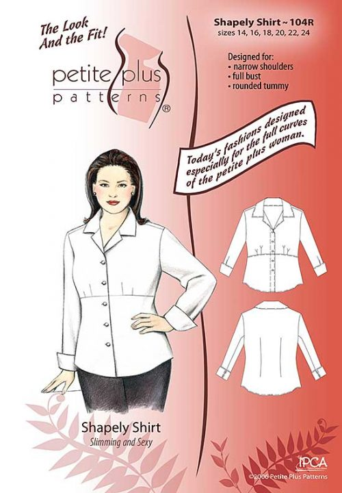 Shapely Shirt pattern