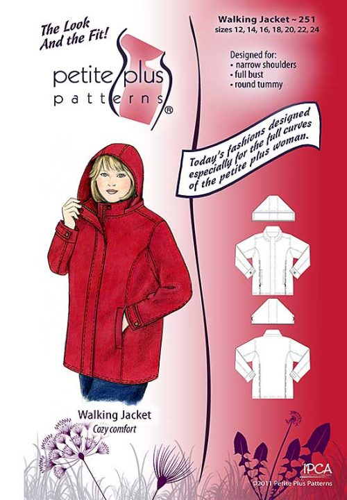 Walking Jacket pattern