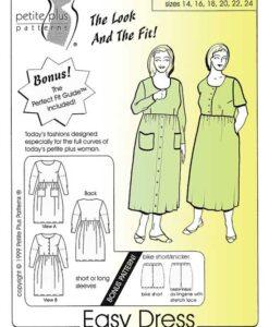 Easy Dress pattern