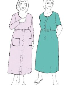 Easy Dress View A & B