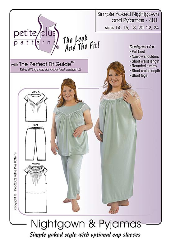 e5666e2939b Nightgown PJs pattern · Nightgown PJs · Nightgown PJs pattern · Beach dress  in orange rayon made from Petite Plus Patterns 401 Nightgown PJs · Model  wearing ...