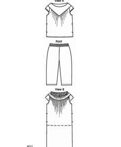 Nightgown PJs