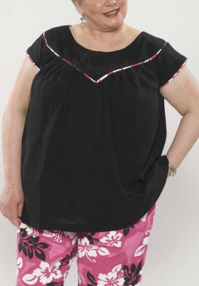 Summer Top from Nightgown PJ