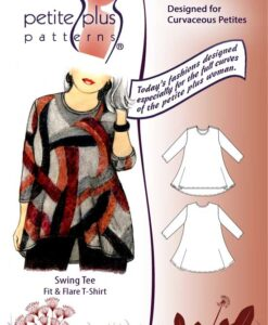 Swing Tee pattern cover