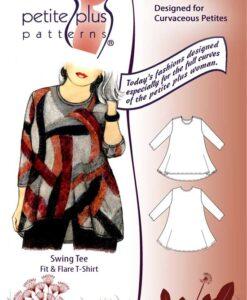 Swing Tee pattern cover